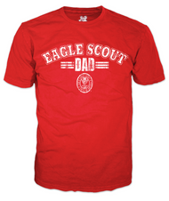 Eagle Scout Dad T-shirt (SP6375)