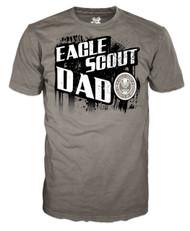 Eagle Scout Dad Splatter T-shirt (SP6374)