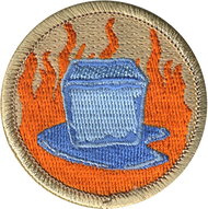 Fire and Ice Patrol Patch