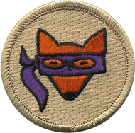 Stealthy Fox Patrol Patch