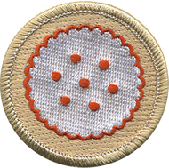 Cracker Patrol Patch