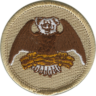 Bacon Eagle Patrol Patch
