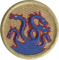 Hydra Patrol Patch