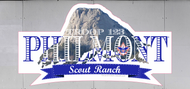 Custom Philmont Troop Trailer Graphic Scout Ranch Ribbon (SP6683)