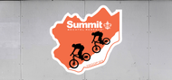 Custom Summit Bechtel Reserve Troop Trailer Graphic BMX (SP6689)