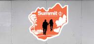 Custom Summit Bechtel Reserve Troop Trailer Graphic Hiking (SP6691)