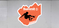 Custom Summit Bechtel Reserve Troop Trailer Graphic Skateboarding (SP6692)