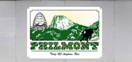 Custom Philmont Troop Trailer Graphic Tooth of Time (SP6681)