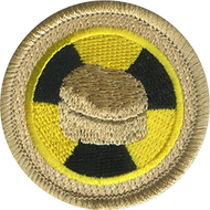 Atomic Biscuit Patrol Patch