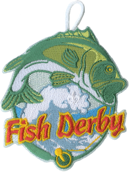 Fish Derby Patch
