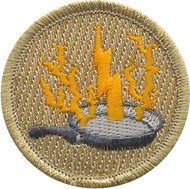 Greased Lightning Patrol Patch