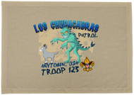 Custom Los Chupacabras Patrol Flag (SP6651)