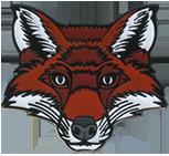Wood Badge Fox Critter Head Pin