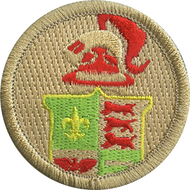 Official Licensed Brownsea Patrol Patch