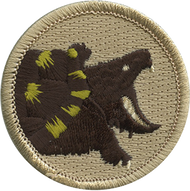 Snapping Turtle Patrol Patch