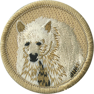 White Bear Patrol Patch