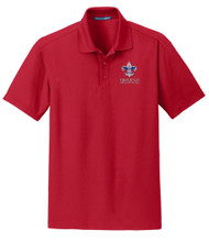 Dry Zone® Grid Wicking Polo with BSA Corporate Logo