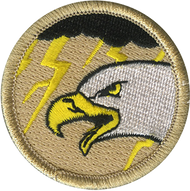 Lightning Eagle Patrol Patch