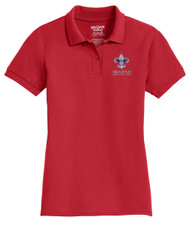 Cotton Pique Polo – Ladies with BSA Corporate Logo