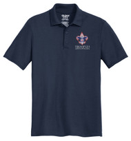 Cotton Pique Polo – Mens with BSA Corporate Logo