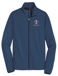 Port Authority® Active Soft Shell Jacket with BSA Corporate Logo