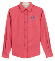 Port Authority® Ladies Long Sleeve Easy Care Shirt with BSA Corporate Logo