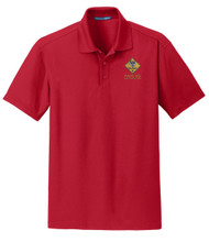 Dry Zone® Grid Wicking Polo with Cub Scout Logo