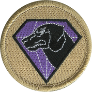 Diamond Dog Patrol Patch