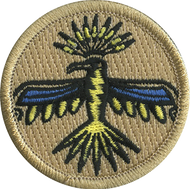 Official Licensed Thunderbird Patrol Patch