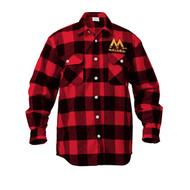 Red Flannel  - Ma-Ka-Ja-Wan Scout Reservation 2018