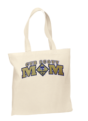Cub Scout Mom Tote Bag