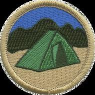 Camping Patrol Patch