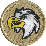 Angry Eagle Patrol Patch