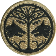 Iron Wolves Patrol Patch