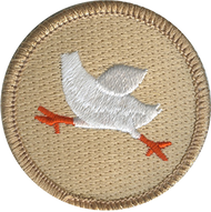 Headless Chicken Patrol Patch