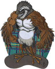 Wood Badge Tough Bobwhite Critter Patch