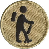 Hiking Patrol Patch