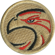 Red Hawks Patrol Patch