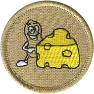Cheese Nuts Patrol Patch
