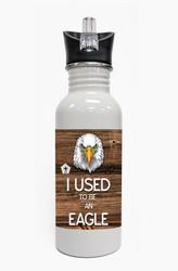Wood Badge Eagle Critter Water Bottle SP6934