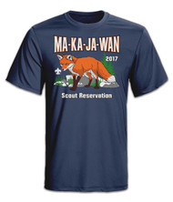 Wicking Short Sleeve Tee - Your Scout Reservation 2017*