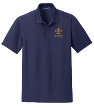 Dry Zone® Grid Wicking Polo with BSA Universal Logo