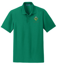 Dry Zone® Grid Wicking Polo with Venturing Logo