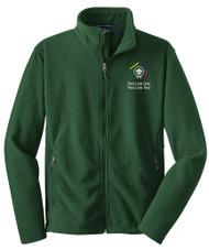 Port Authority Value Fleece Jacket with Wood Badge Logo