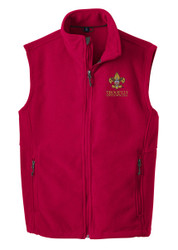 Port Authority® Fleece Vest with  BSA Universal Logo