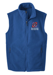 Port Authority® Fleece Vest with NYLT Logo