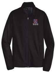 Port Authority® Active Soft Shell Jacket with NYLT Logo