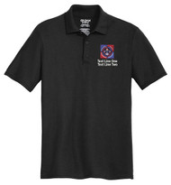 Cotton Pique Polo – Mens with NYLT Logo