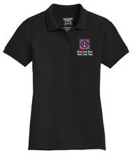 Cotton Pique Polo – Ladies with NYLT Logo