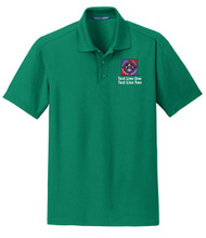 Dry Zone® Grid Wicking Polo with NYLT Logo